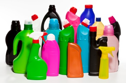 Household products unsafe for animal consumption